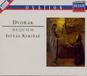 DVORAK - Kertesz - Requiem, pour soprano, contralto, ténor, basse, chœur