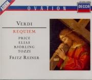 VERDI - Reiner - Messa da requiem, pour quatre voix solo, chœur, et orch