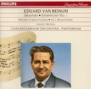 BRAHMS - Van Beinum - Symphonie n°1 pour orchestre en do mineur op.68