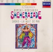 RIMSKY-KORSAKOV - Monteux - Shéhérazade op.35