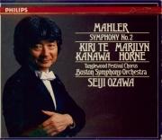 MAHLER - Ozawa - Symphonie n°2 'Résurrection'