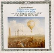 HAYDN - Hogwood - Symphonie n°96 en mi bémol majeur Hob.I:96 'Miracle'
