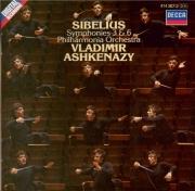 SIBELIUS - Ashkenazy - Symphonie n°3 op.52
