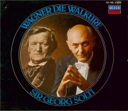 WAGNER - Solti - Die Walküre (La Walkyrie) WWV.86b