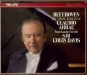 BEETHOVEN - Arrau - Concerto pour piano n°1 en ut majeur op.15