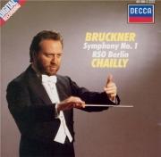 BRUCKNER - Chailly - Symphonie n°1 en ut mineur WAB 101