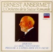 DEBUSSY - Ansermet - La mer, trois esquisses symphoniques pour orchestre
