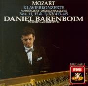 MOZART - Barenboim - Concerto pour piano et orchestre n°11 en fa majeur