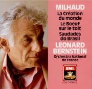 MILHAUD - Bernstein - La création du monde op.81
