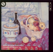 BRAHMS - Jucker - Sonate pour violoncelle et piano n°1 en mi mineur op.3