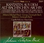 Cantates d'archives des ancêtres de Bach