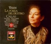 VERDI - Serafin - La forza del destino, opéra en quatre actes (version 1