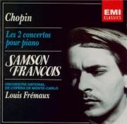 CHOPIN - François - Concerto pour piano et orchestre n°1 en mi mineur op