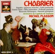 CHABRIER - Plasson - Espana, pour deux pianos