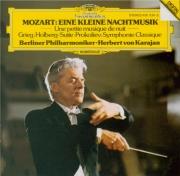 MOZART - Karajan - Sérénade n°13, pour orchestre en sol majeur K.525 'Ei