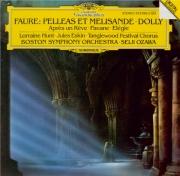 FAURE - Ozawa - Pelléas et Mélisande, musique de scène pour orchestre op