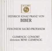 BIBER - Clemencic - Fidicinium sacro-profanum