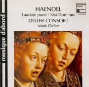 HAENDEL - Deller - Laudate pueri Dominum en fa majeur (Psaume 113), psal