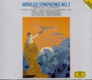 MAHLER - Bernstein - Symphonie n°2 'Résurrection'