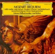 MOZART - Böhm - Requiem pour solistes, choeur et orchestre en ré mineur K