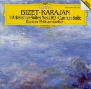 BIZET - Karajan - L'arlésienne, suite pour orchestre n°1 WD.40