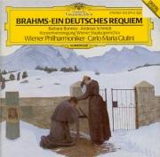 BRAHMS - Giulini - Ein deutsches Requiem (Un Requiem allemand), pour sol
