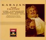 VERDI - Karajan - Falstaff, opéra en trois actes