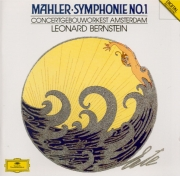 MAHLER - Bernstein - Symphonie n°1 'Titan'