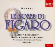 MOZART - Giulini - Le nozze di Figaro (Les noces de Figaro), opéra bouff