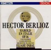 BERLIOZ - Inbal - Harold en Italie op.16