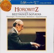 BEETHOVEN - Horowitz - Sonate pour piano n°23 op.57 'Appassionata'