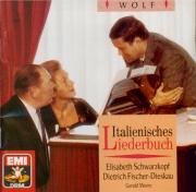 WOLF - Schwarzkopf - Italienisches Liederbuch, cycle de mélodies pour vo