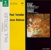 FAURE - Tortelier - Sonate pour violoncelle et piano n°1 en ré mineur op