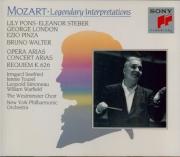 MOZART - Walter - Airs d'opéras