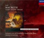 VERDI - Schippers - Macbeth, opéra en quatre actes (version italienne)