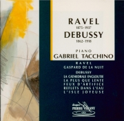 DEBUSSY - Tacchino - La cathédrale engloutie, pour piano en do majeur L