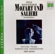 RIMSKY-KORSAKOV - Janowski - Mozart et Salieri (en allemand) en allemand