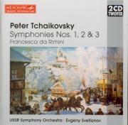 TCHAIKOVSKY - Svetlanov - Symphonie n°1 en sol mineur op.13 'Rêves d'hiv