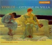 VIVALDI - Hickox - Ottone in villa, opéra en 3 actes RV.729