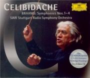 BRAHMS - Celibidache - Symphonies (intégrale)