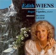 BRAHMS - Wiens - Auf dem Kirchhofe (Liliencron), mélodie pour une voix b