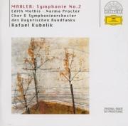 MAHLER - Kubelik - Symphonie n°2 'Résurrection'