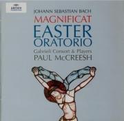 BACH - McCreesh - Oratorio de pâques(Oster-Oratorium), pour solistes, c