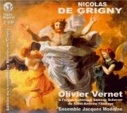 GRIGNY - Vernet - Premier Livre d'orgue