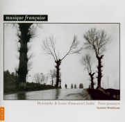 JADIN - Quatuor Mosaïqu - Quatuor à cordes en ut majeur op.3 n°1