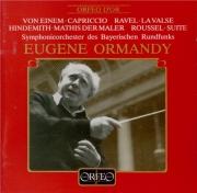 HINDEMITH - Ormandy - Symphonie 'Mathis der Maler' (1933-34)
