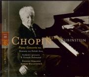CHOPIN - Rubinstein - Concerto pour piano et orchestre n°2 en fa mineur Vol.69