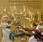 Galakonzert aus Prag : Tschechische Tänze aus Oper und Operette