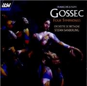 GOSSEC - Sanderling - Symphonie périodique a piú stromenti