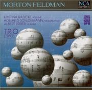 FELDMAN - Radcke - Trio